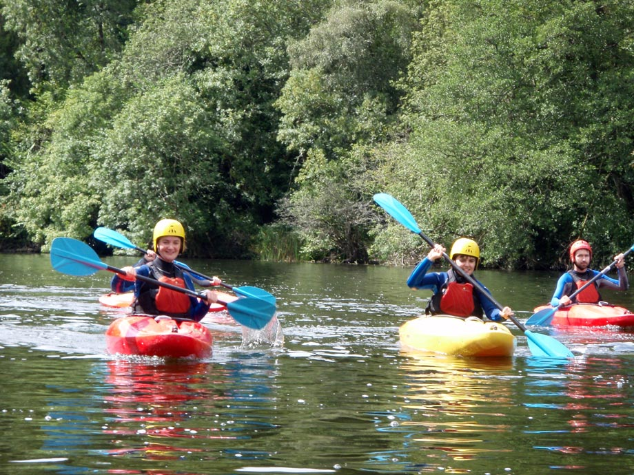Beginners Kayaking Courses