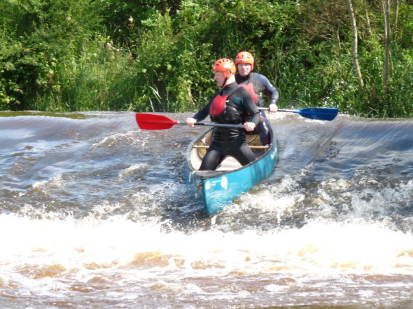 Level 3 Open Canoe Skills