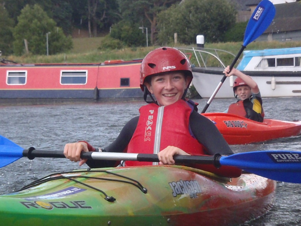 Kayaking Summer Camps