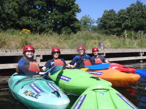 Beginners Kayaking Course