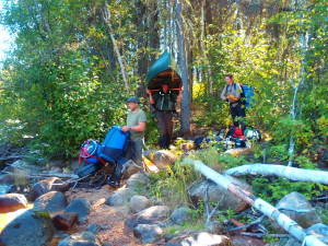 Getting to the End of the Portage
