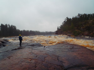 Photos dont do justice to the Scale of some of the rapids